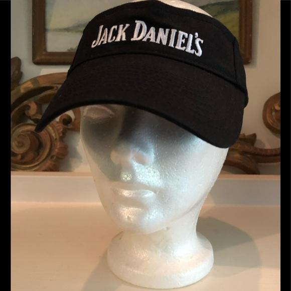 b799d7db8fe Jack Daniels Adjustable Visor Hat